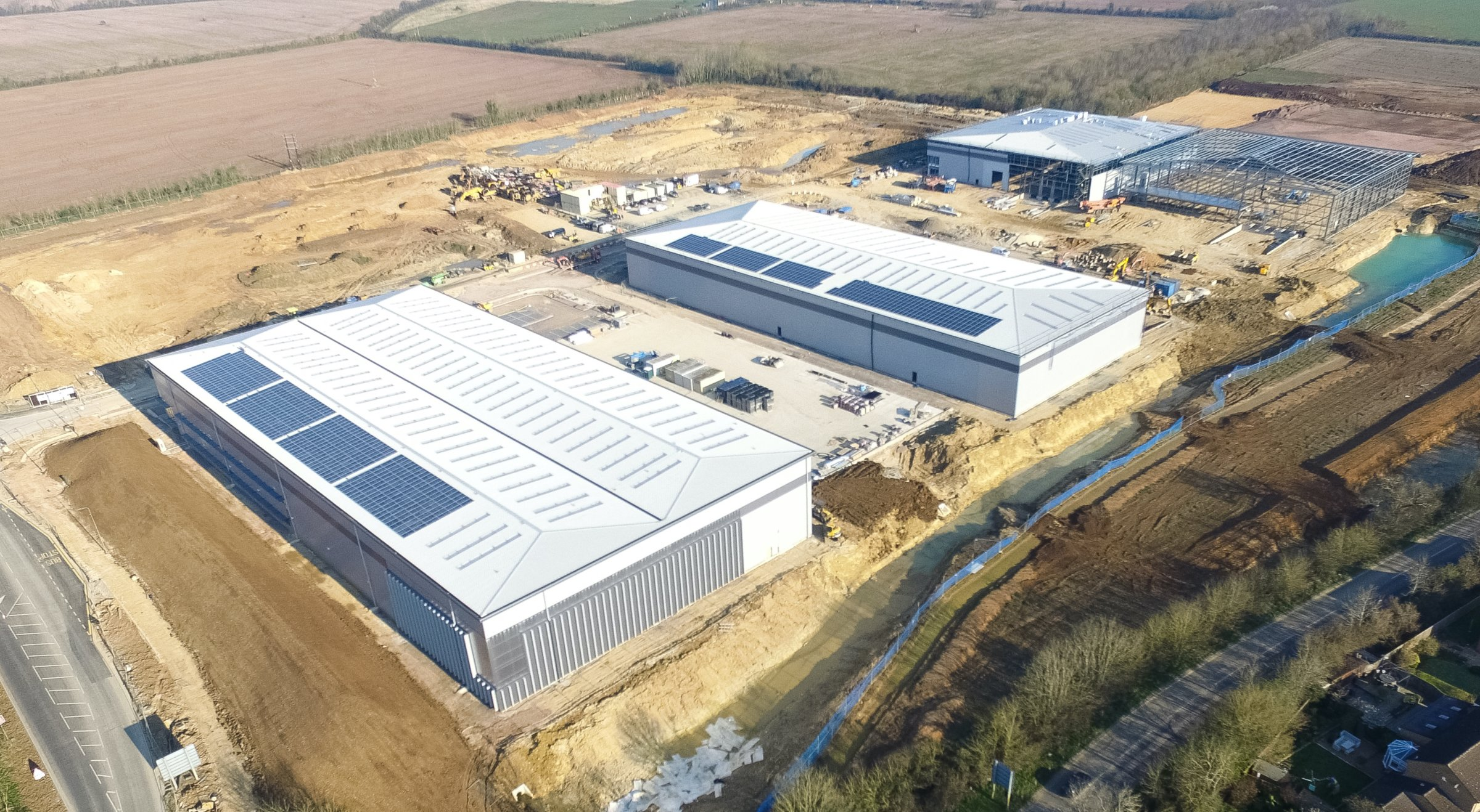 Axis J9 Business Park, Bicester